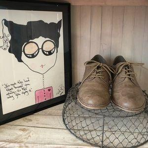 Indigo Shoes:
